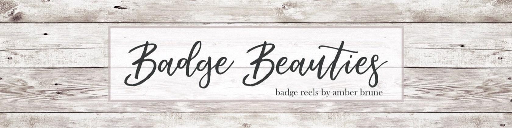 Badge Beauties By Badgebeauties On Etsy
