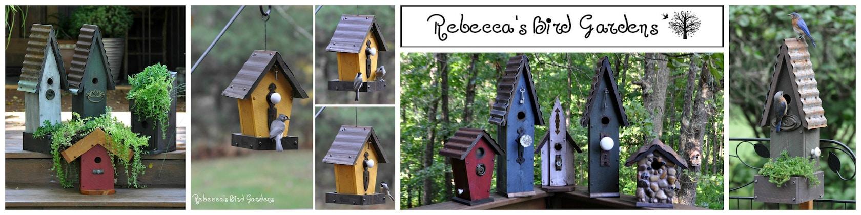 Rebecca\'s Bird Gardens by RebeccasBirdGardens on Etsy