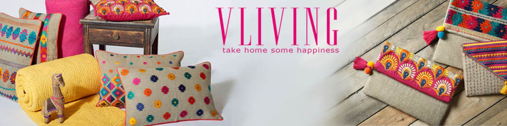 26 x 26 Square Floor Pillow Kess InHouse Pom Graphic Design Elephant of Namibia Color