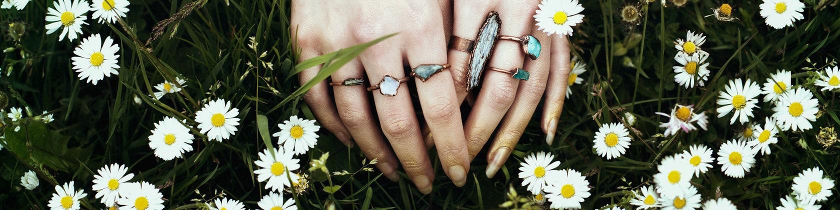 Raw Crystal Jewelry Electroformed Minerals Von Hawkhouse Auf Etsy