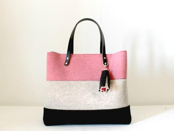 And Accessories Lefrac Etsy Sur Par Felt Bags PXOZiku