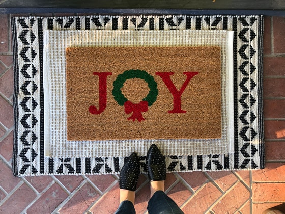 a08a140468 100% Hand-painted custom and funny doormats by NickelDesignsShop