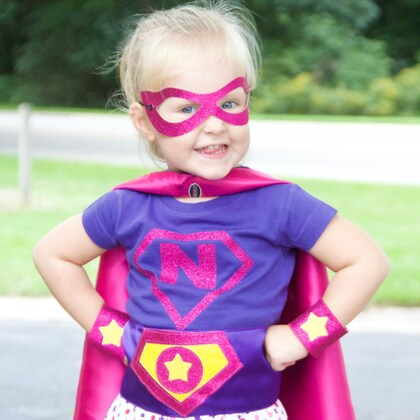 0f5e88418 Personalized Superhero Capes Superhero Parties by superkidcapes