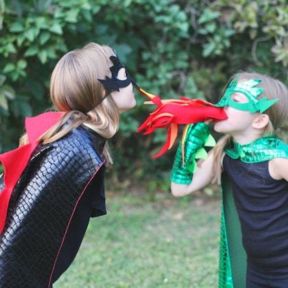 8c66eb633d56 Personalized Superhero Capes Superhero Parties by superkidcapes