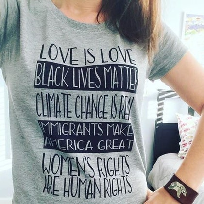 a4a5e10b69 Equality Economic & Social Justice Clothing by TurnerAndPoochCo