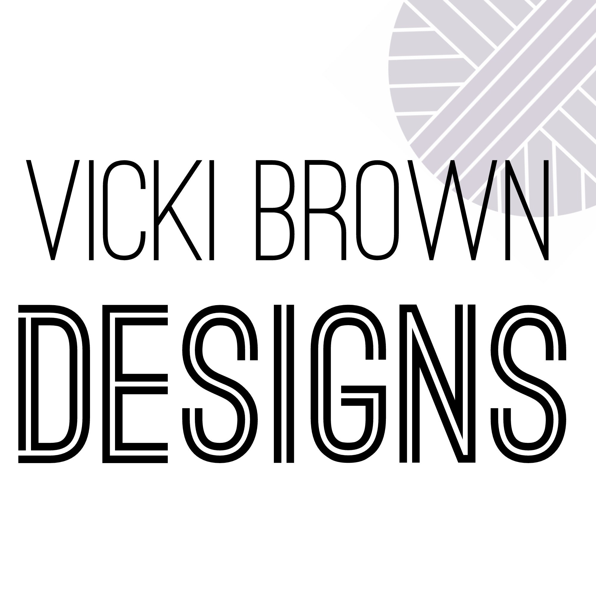 Vicki Brown Designs crochet patterns and von VickiBrownDesigns