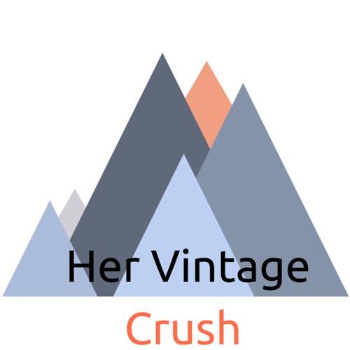Her Vintage Crush logo