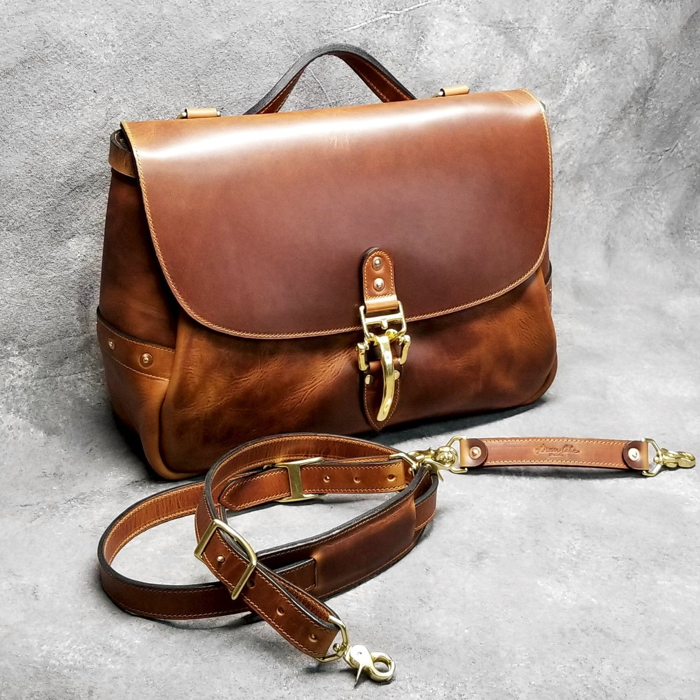 1487d81f7cfd World Class Leather Goods Designed To Last by NormCahnLeatherworks