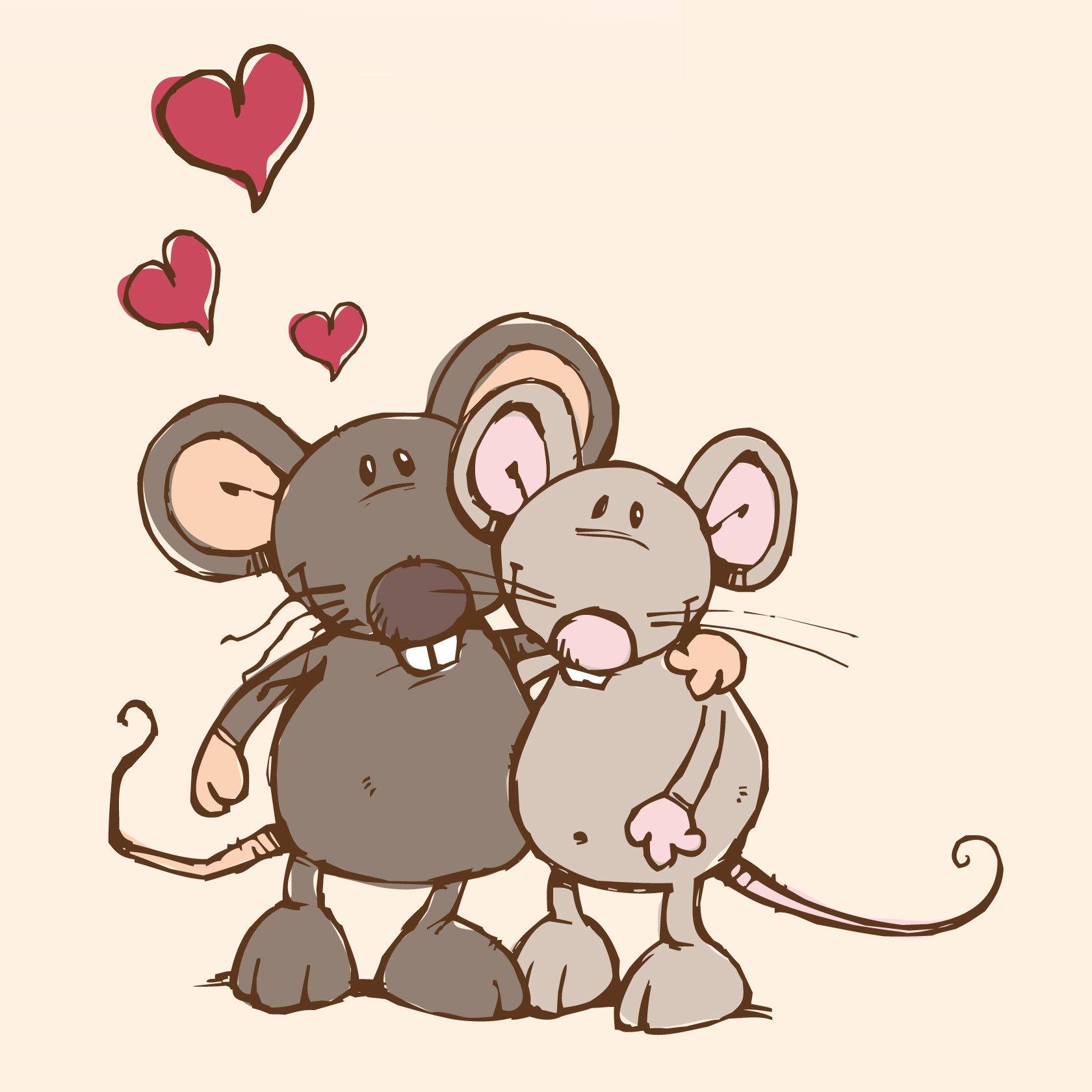 Хорошего отпуска, картинки с мышками мультяшными