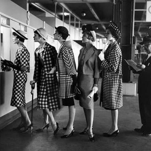 Vintage* Ski Suit Queen of Saaba Royal Fashion London Rome Size M Paris