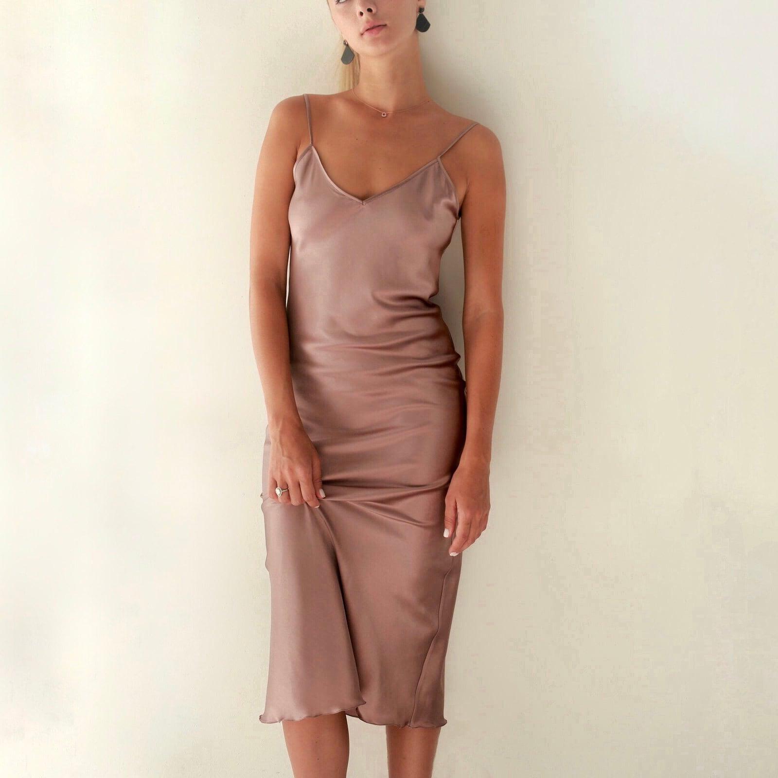157c7a50568 Silk clothing for women. Silk dresses silk by SerenityHomewear