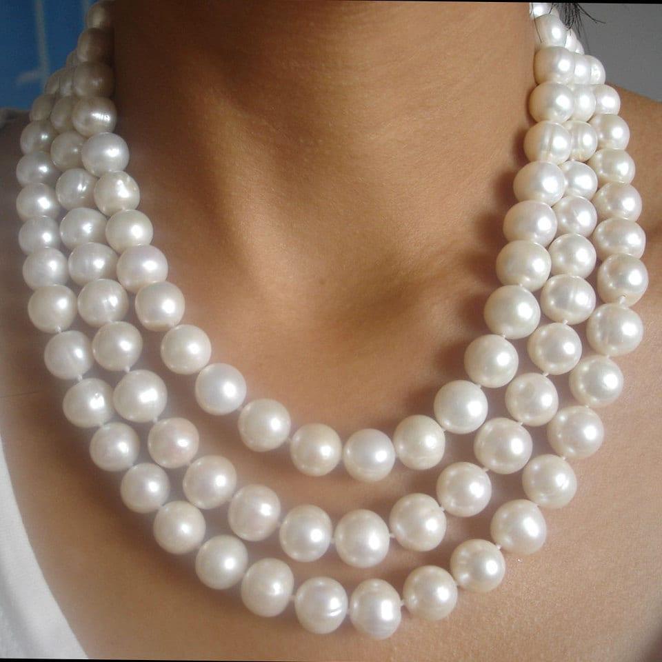 12mm weißes Rosa lavendel /& blaue mehrfarbige Jade Halskette Ohrringe gesetzt