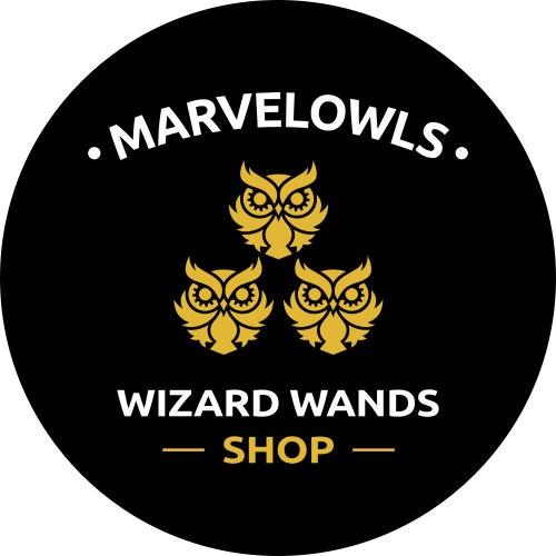 Wand #6 \u2013 Marvelowls Wizard Wands Shop