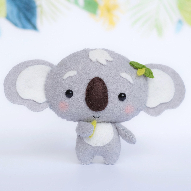 Anastasia Mayo Peliculas cute felt animal and christmas toy sewing pdf de sokolfelt