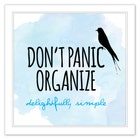 DontPanicOrganize