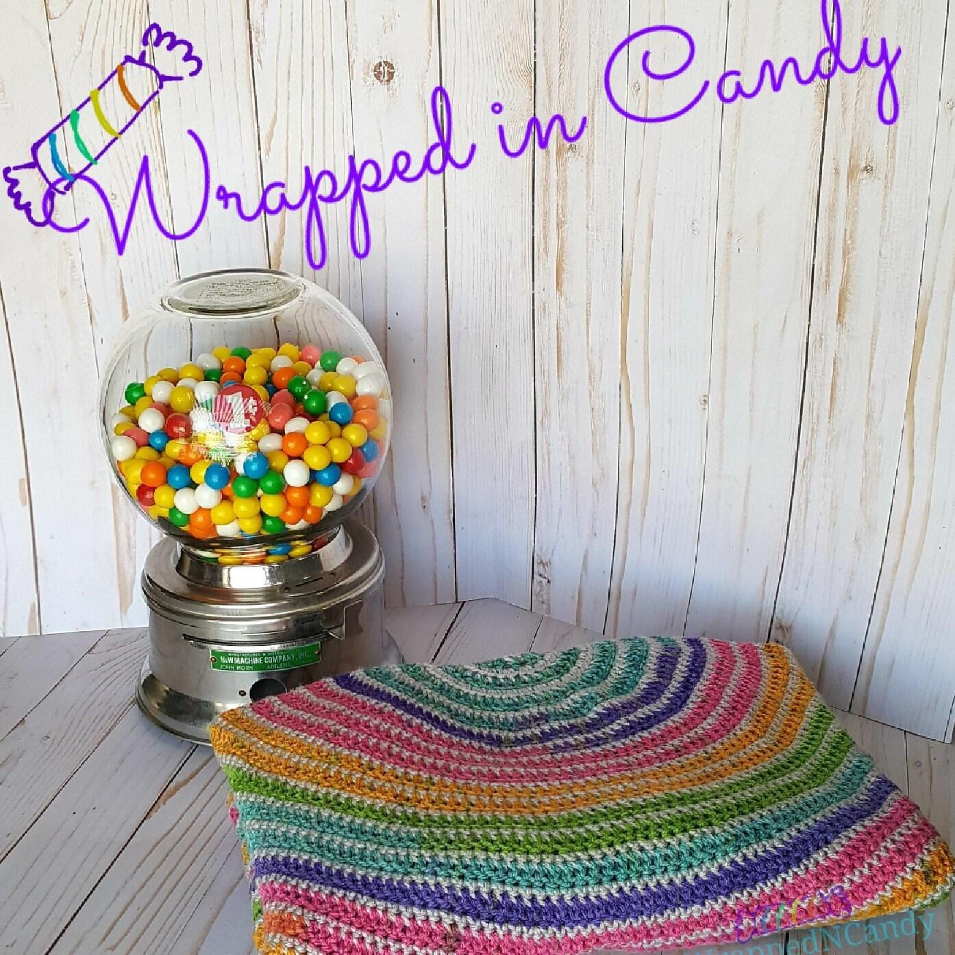Rainbow Star Baby Wrap Rainbow Blanket Baby Blanket Etsy