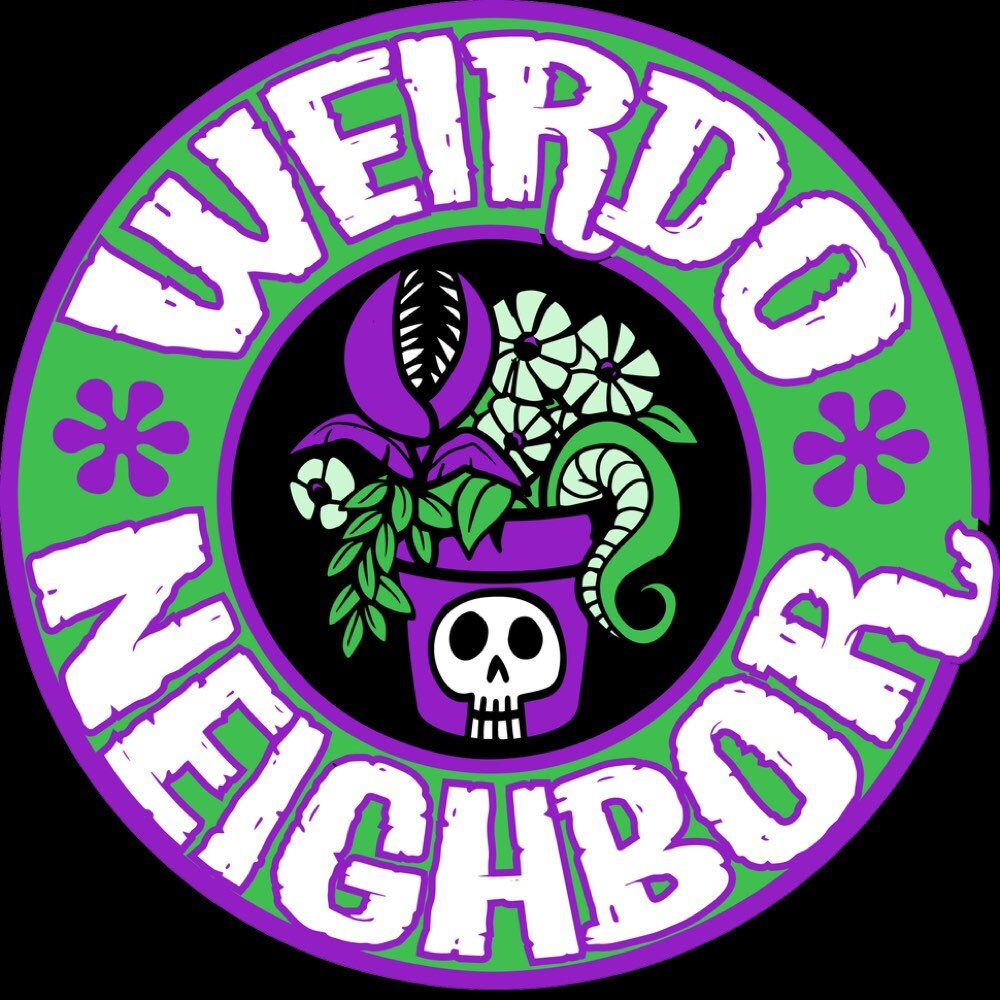 88eaa3c42eb5b Weirdo Neighbor by WeirdoNeighbor on Etsy