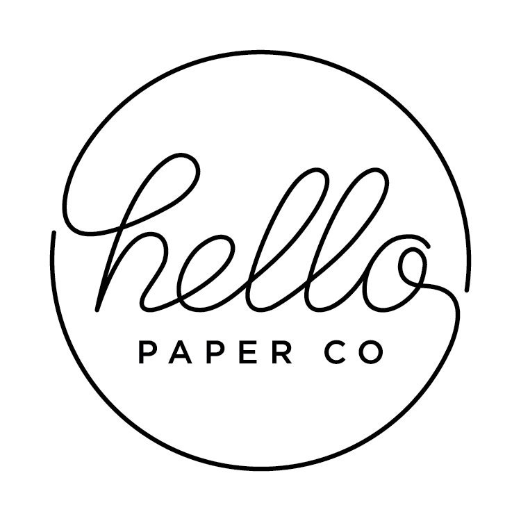 Hello Paper Co By Hellopapercostore On Etsy