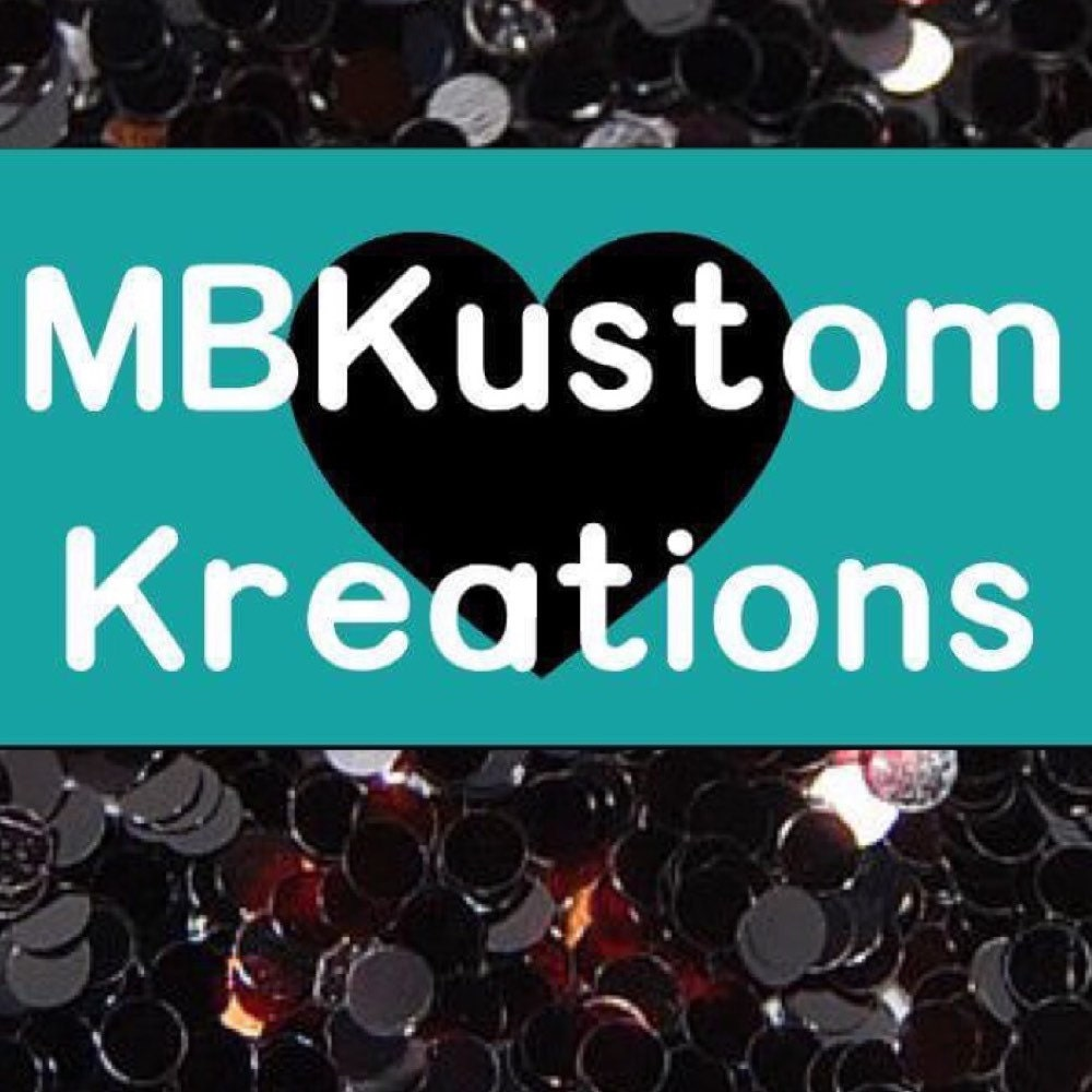 MBKustom Kreations by MBKustomKreations on Etsy