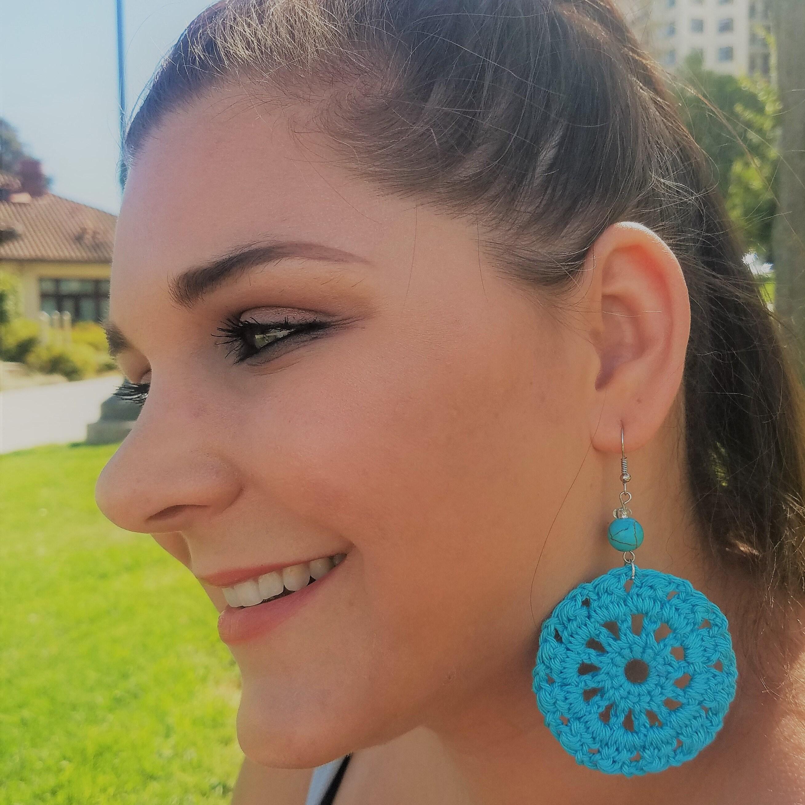 Handmade crocheted accessories von ShayKayCrochet auf Etsy