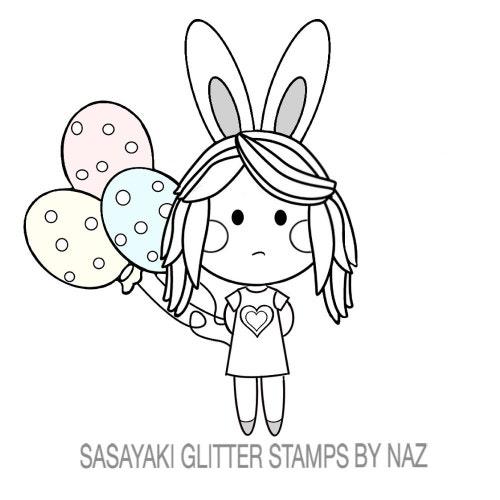 Guest Designer for Sasayki Glitter