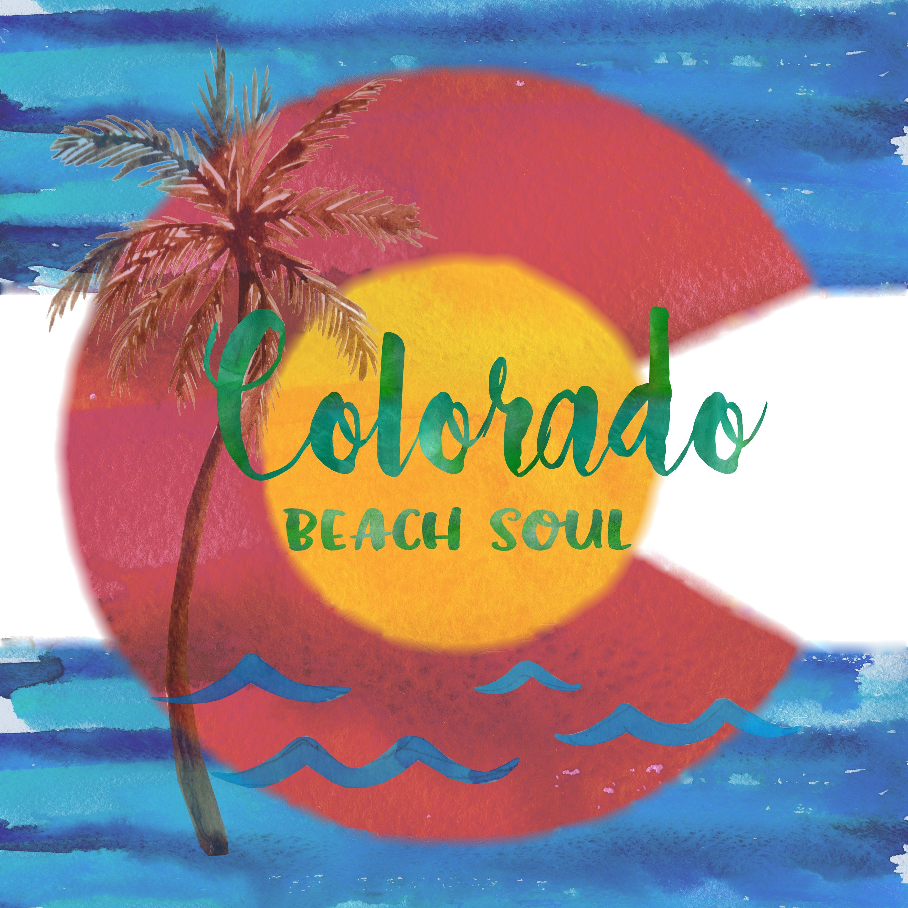 Handmade beach inspired jewelry and gifts by ColoradoBeachSoul