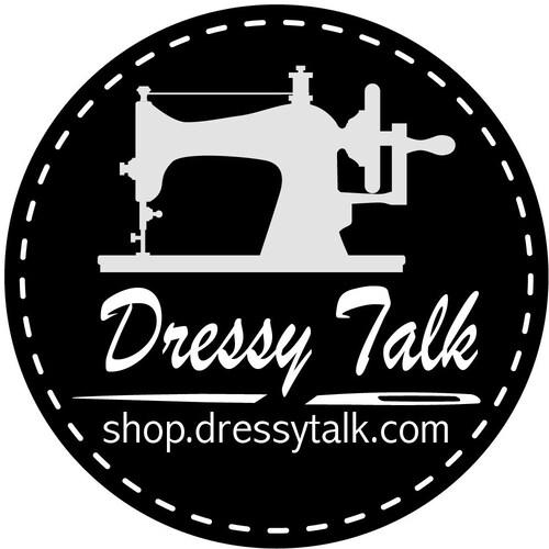 Dressy Talk Sewing Patterns Von DressyTalkPatterns Auf Etsy