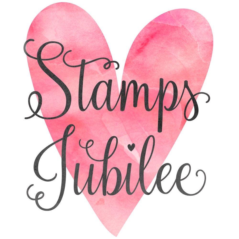 Beautiful customized wedding favors by StampsJubilee on Etsy