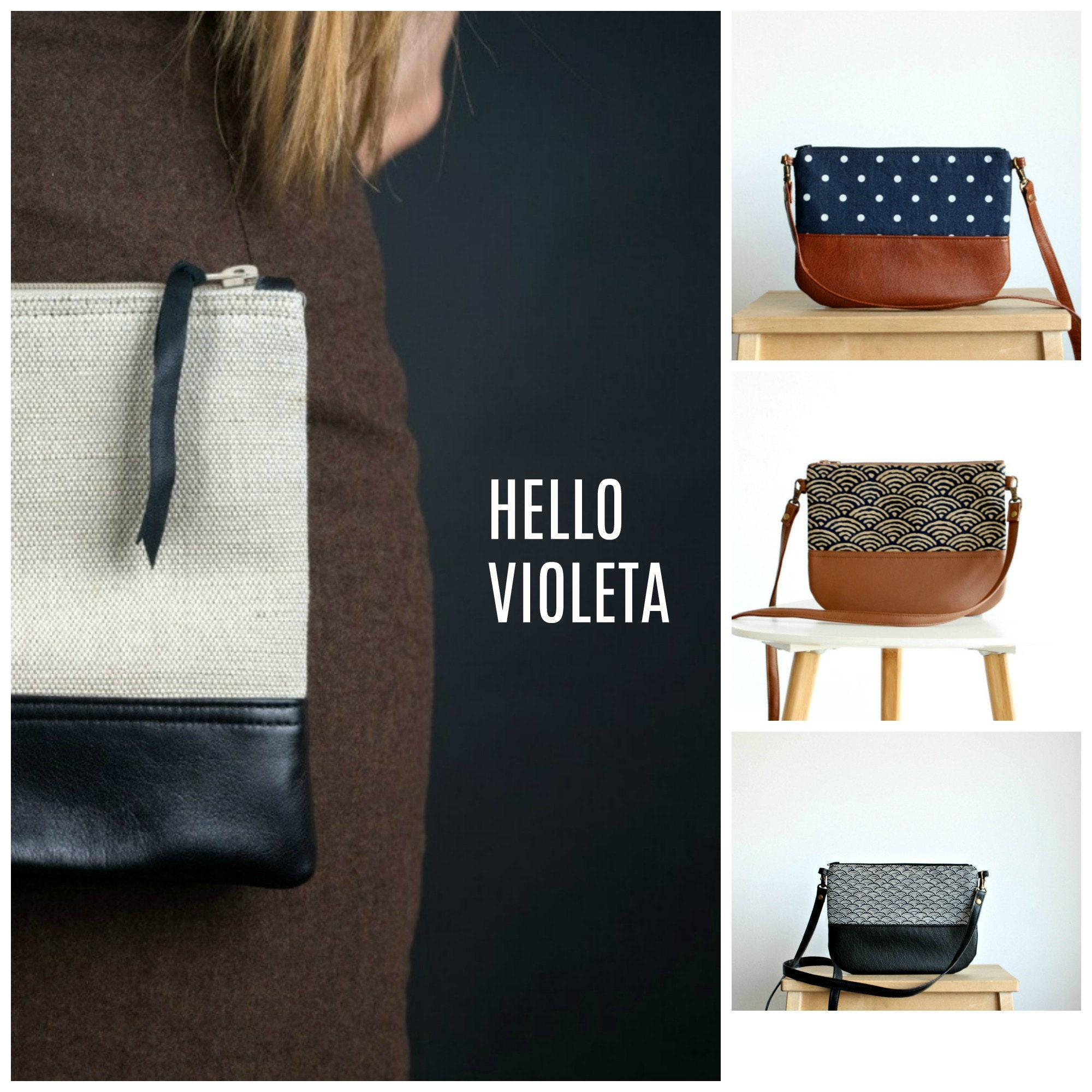 Hello Violeta By Hellovioleta On Etsy