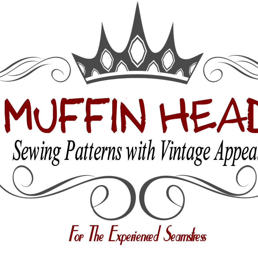and Muffin Head Patterns by designingtwining on Etsy