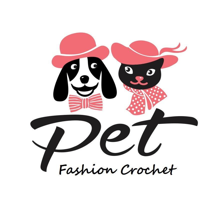 Perro amarillo suéter Puppy Pet gris ropa mano punto perro | Etsy