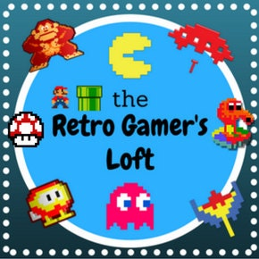 The Retro Gamer's Loft by RetroGamerLoft on Etsy