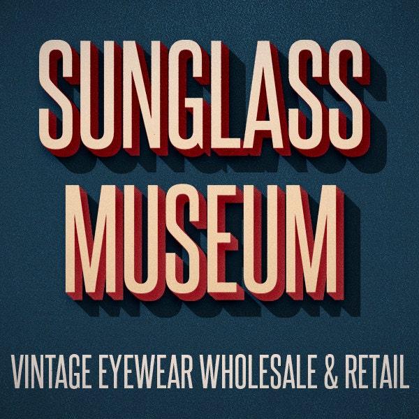 97d08292e6 Vintage Eyewear Wholesale   Retail by SunglassMuseum on Etsy