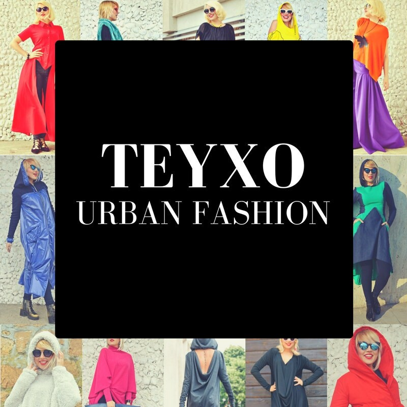 Affordable High Fashion door Teyxo op Etsy