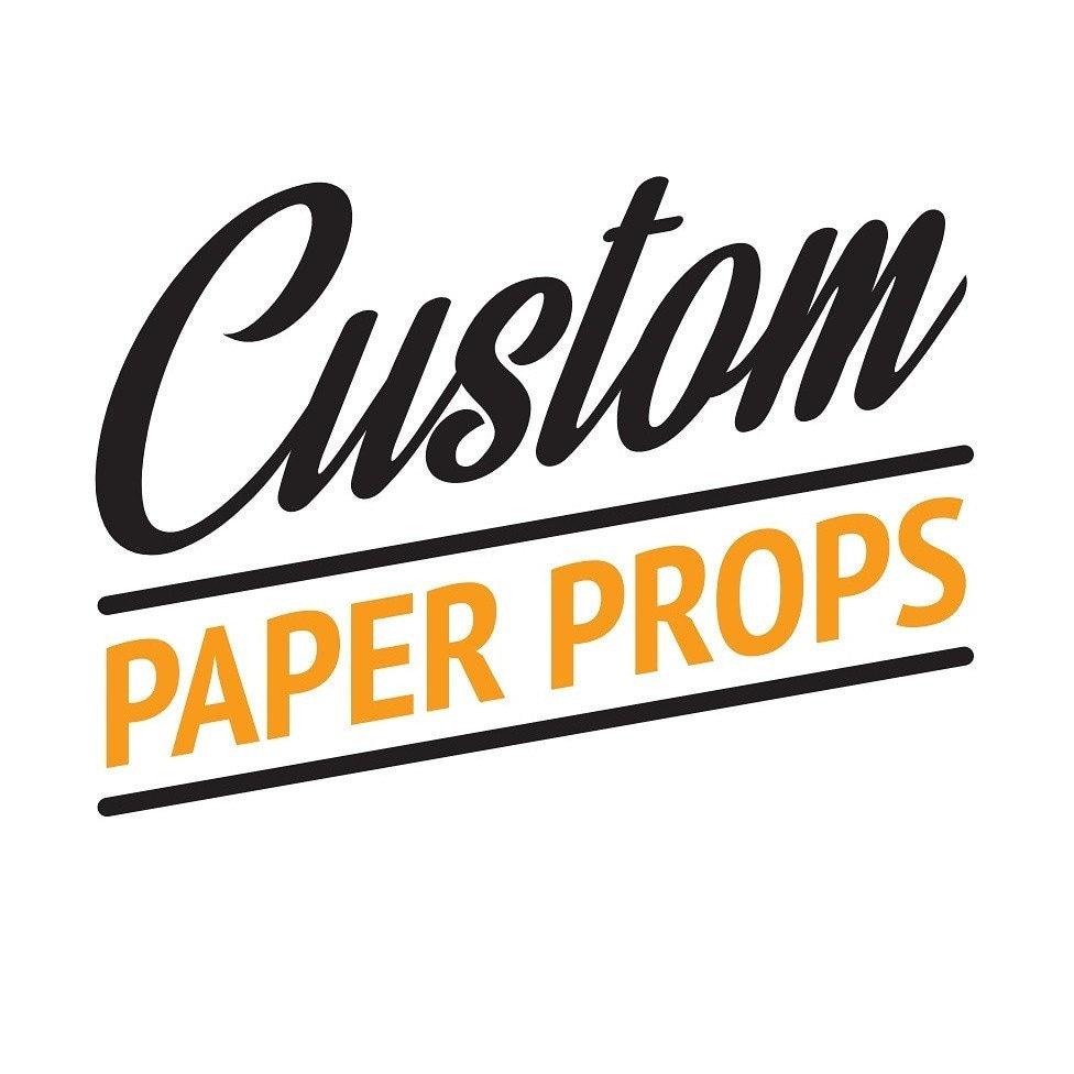 CustomPaperProps