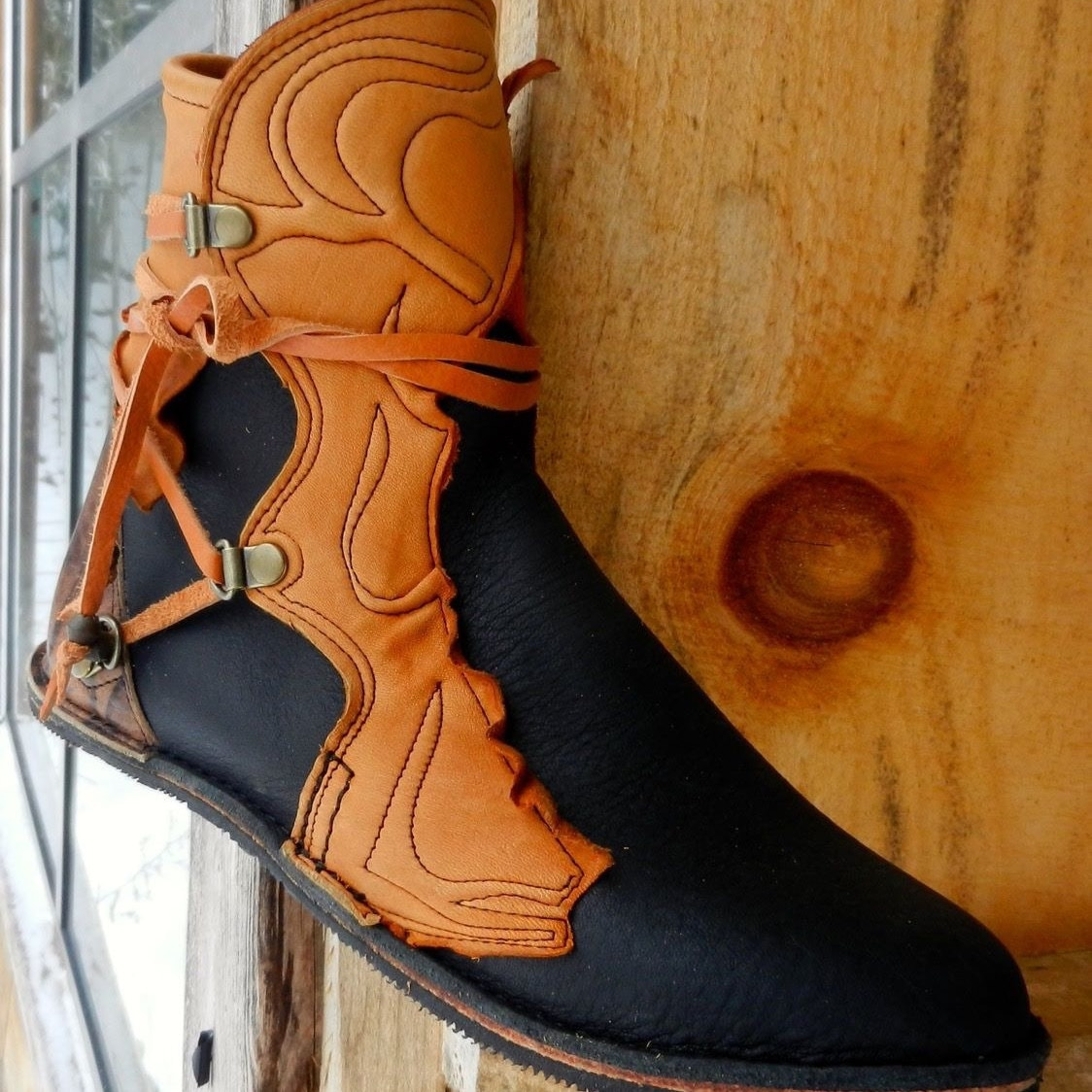 7a444d2b0027b Those Shoes Handmade Leather Shoes Pouches by thoseshoes on Etsy