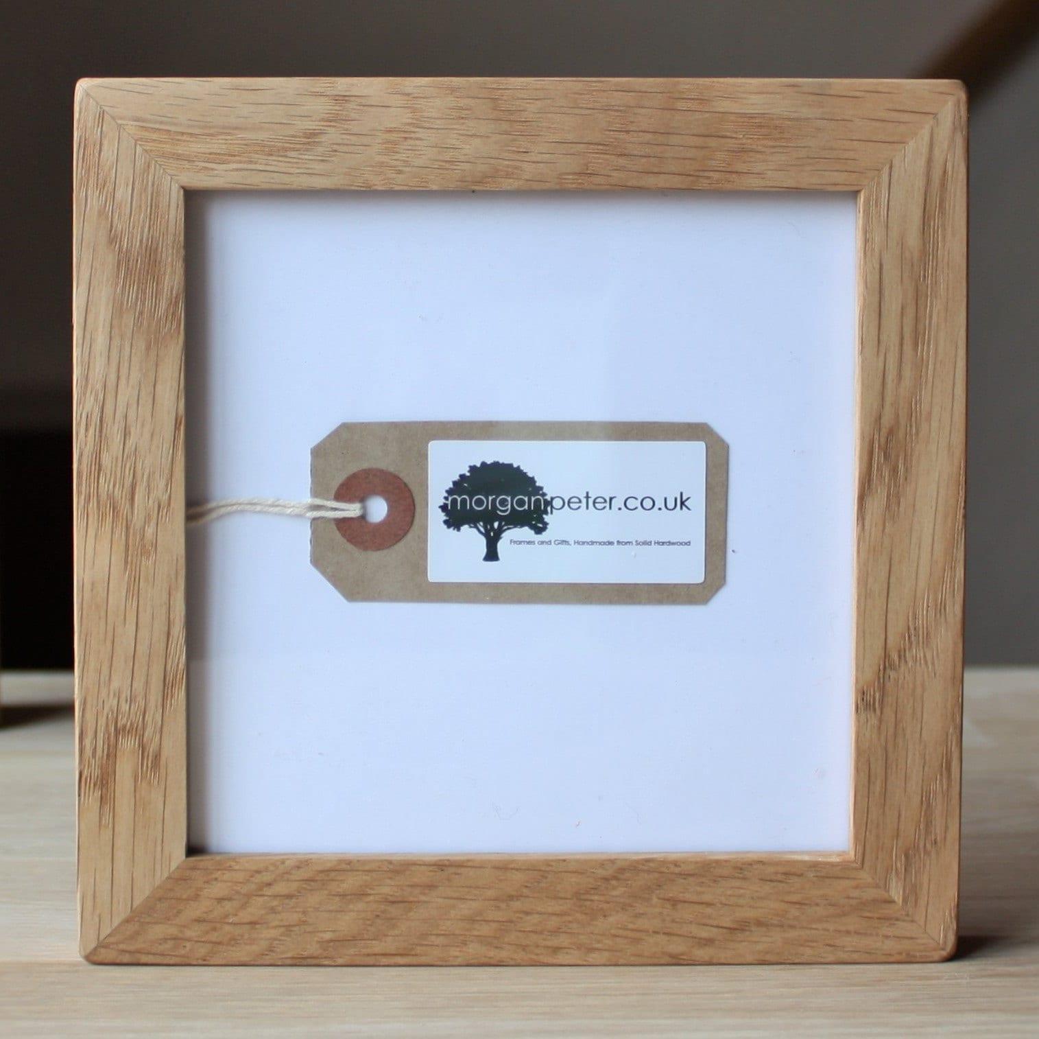 10x12 Oak frame Wooden photo frame for pics 12x10 custom | Etsy