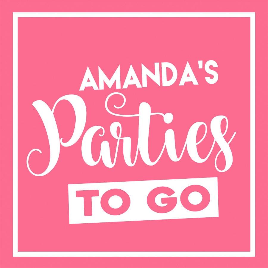 Printable Invites Party Decor By Amandaspartiestogo On Etsy