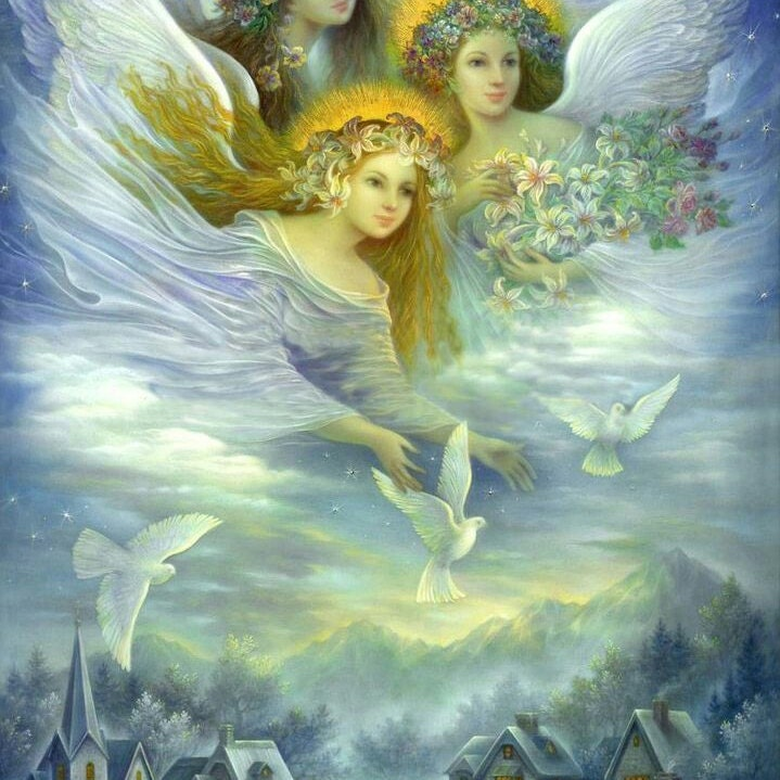 Ангел надежды открытки, картинки писали