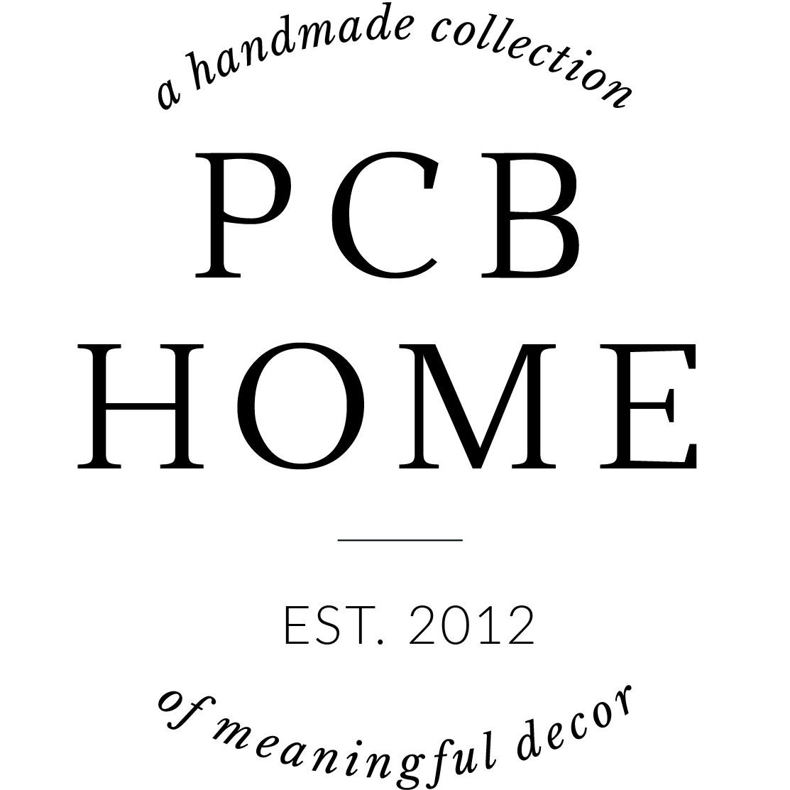 A Handmade Collection of Meaningful Decor by PCBHome on Etsy