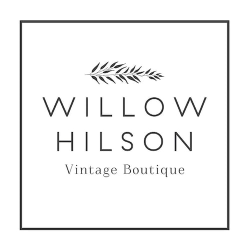 d88cde4c1fb Willow Hilson Vintage Boutique on Etsy