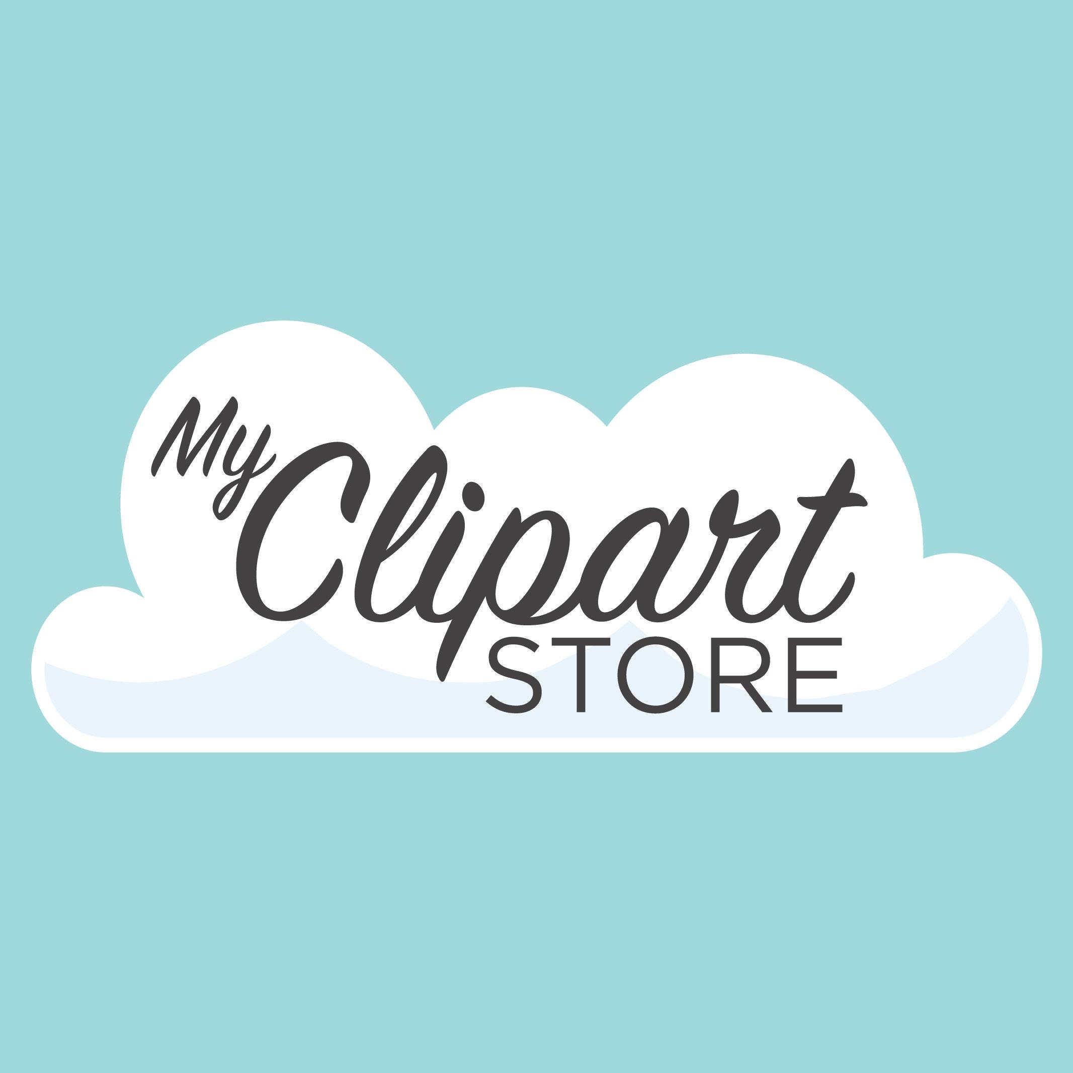 PREMIUM VECTOR SCRAPBOOK CLIPART DIGITAL por MyClipArtStore