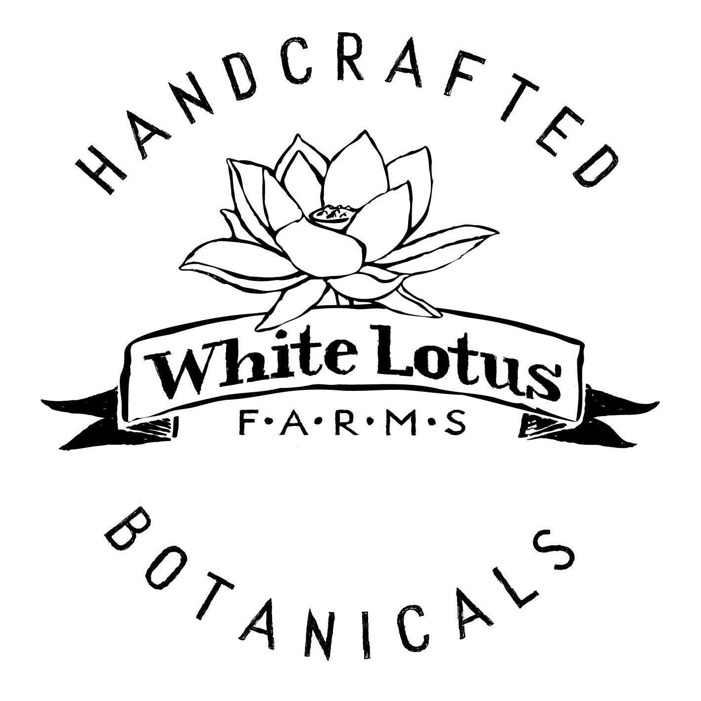 White Lotus Farms Botanicals By Whitelotusfarms On Etsy