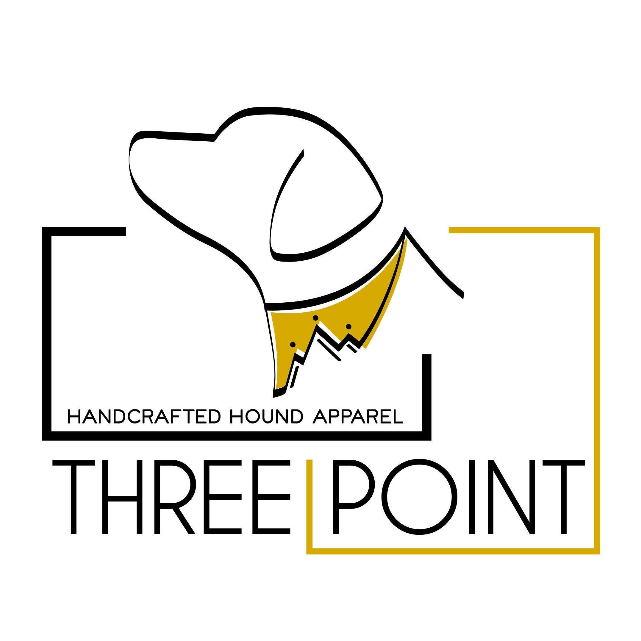THREE POINT HOUND Cotton Candy Peaks Dog Bandana