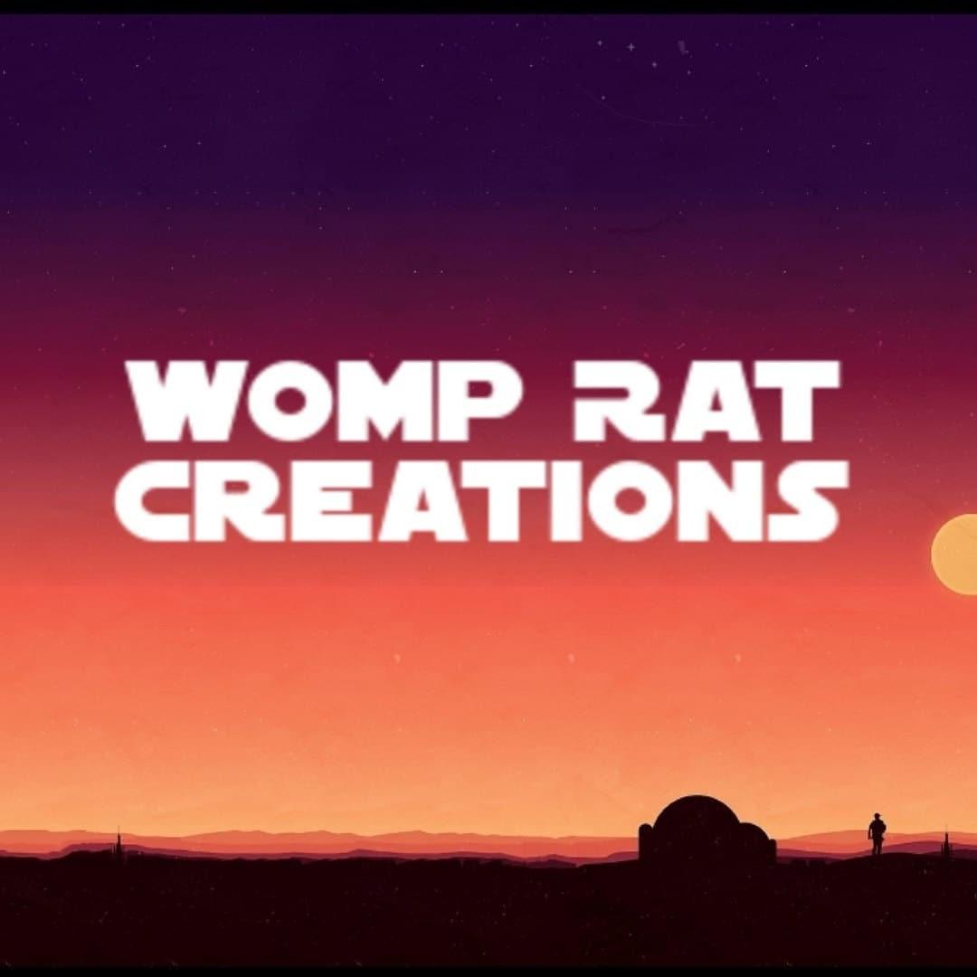 Wompratcreations On Etsy Komodo (womp rat x dankitty swanks) 5. etsy