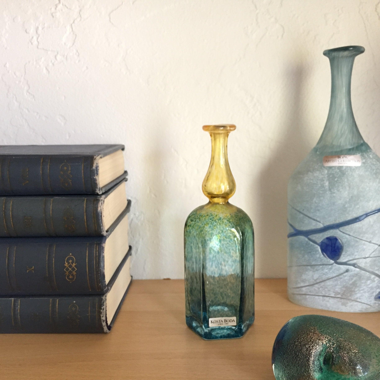Good vintage condition Peanuts bud vase Norway Mid-century Stavangerflint