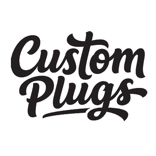 Purple Cats Eye Plug  Gauge Double Flare Glass Ear Plugs  Gauges in 10mm 30mm 1316th 20mm 00g 1.18