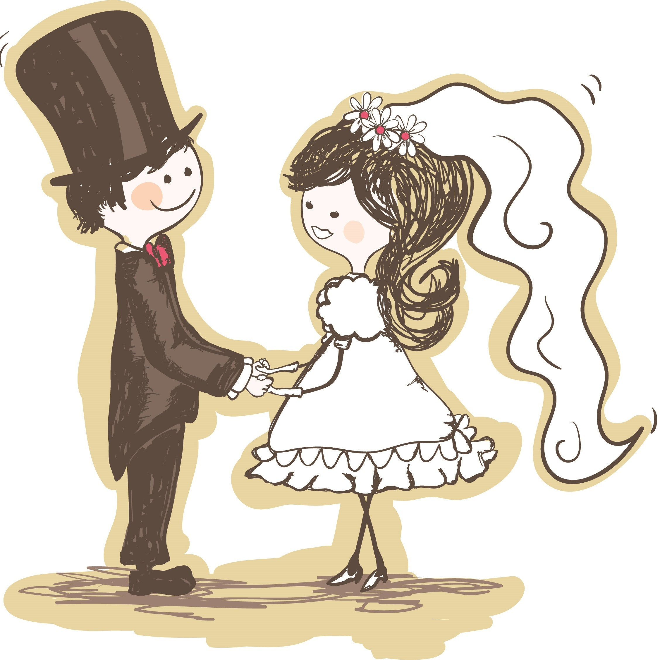 Minnie & Mickey Mouse Wedding Card/Invitation | Etsy