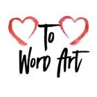 HeartToHeartWordArt