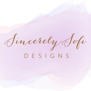 4fced72c56 Sincerely Sofi by SincerelySofiDesigns on Etsy